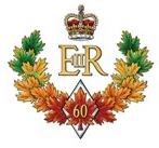Queen Elizabeth II Diamond Jubilee Medal, 2012