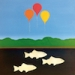 fish and balloons in River Clyde Pageant icon