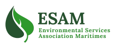 ESAM Environmental Services Association Maritimes logo